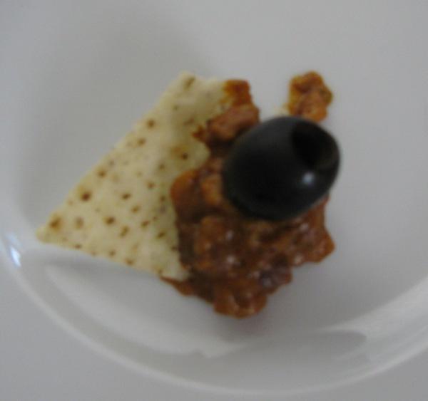 a nacho